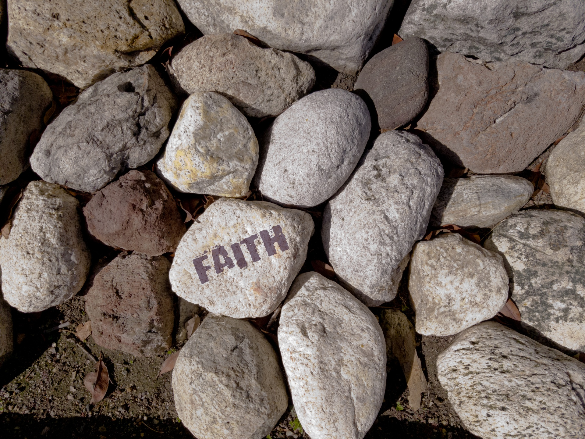 faith-written-on-rock